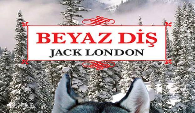 """Londonun """"Beyaz Diş"""" romanı resimli basıldı"""