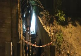 Beykoz'da tek katlı evde patlama
