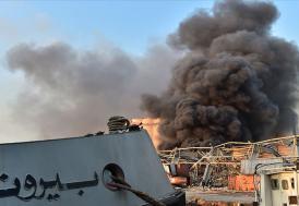 Patlamayla yıkıma uğrayan Lübnan ekonomisinin can damarı Beyrut Limanı'yla ilgili bilinmesi gerekenler