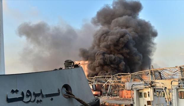 Patlamayla yıkıma uğrayan Lübnan ekonomisinin can damarı Beyrut Limanıyla ilgili bilinmesi gerekenler