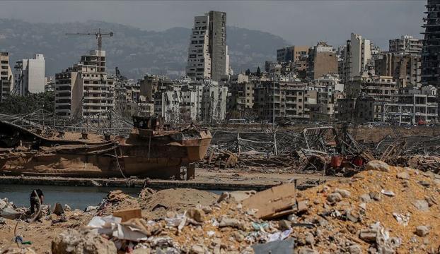 Lübnanda büyük patlamanın ardından Adalet Bakanı da istifa etti