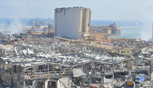 Türkiye, patlamanın sarstığı Lübnanda sağlık sektörünün yaralarını sarmaya devam ediyor
