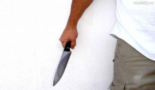Gaziantepte bıçaklı kavga