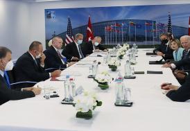 Biden'dan Erdoğan ile görüşmesi hakkında değerlendirme