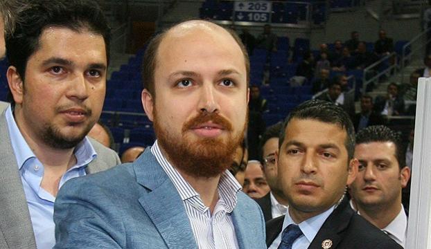 Bilal Erdoğandan suç duyurusu
