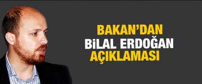 Bilal Erdoğan'la ilgili iddialar yalan
