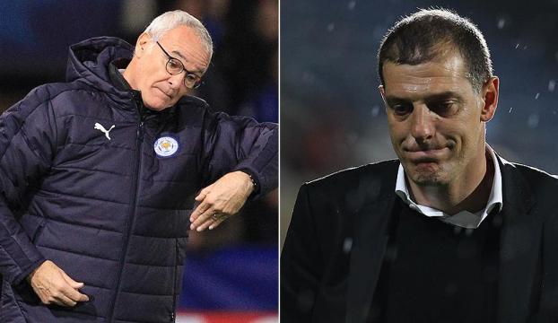 """Ranieri ve Bilic """"ateş hattı""""nda"""
