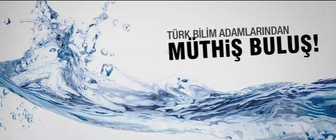 Türk bilim adamlarından müthiş buluş