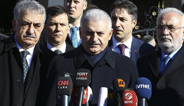 """Başbakan Yıldırımdan Kılıçdaroğluna """"İhanet"""" yanıtı"""