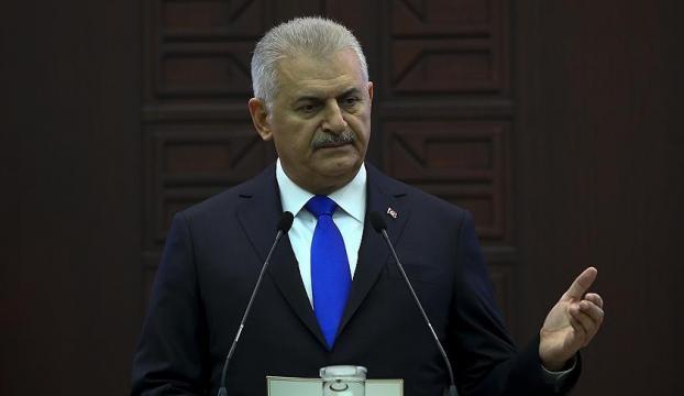 """Başbakan Yıldırımdan yargıya """"15 Temmuz"""" eleştirisi"""