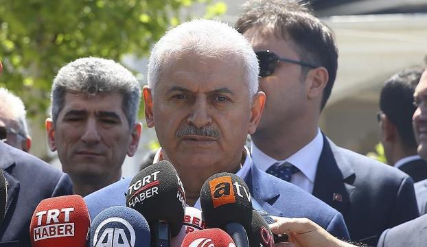 Başbakan Yıldırım:Türkiye bütün haklarını sonuna kadar kullanacaktır