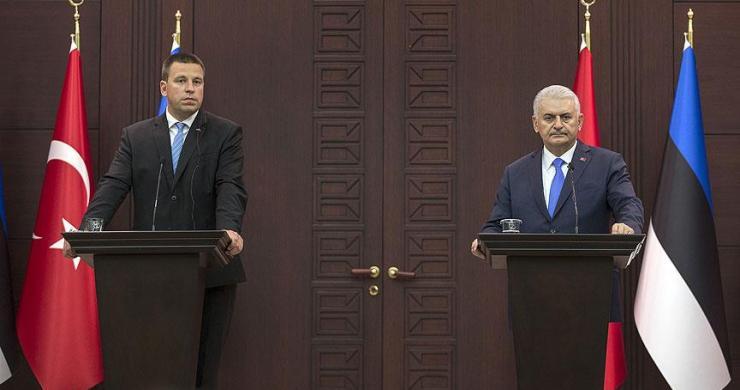 Başbakan Yıldırım: Türkiye Avrupa için büyük bir fedakarlığı gerçekleştiriyor
