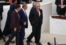 Binali Yıldırım, Meclis Başkanı seçildi