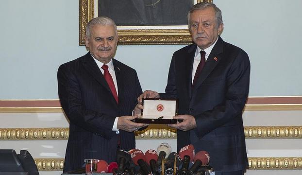 TBMM Başkanı Yıldırım görevini Adana devretti
