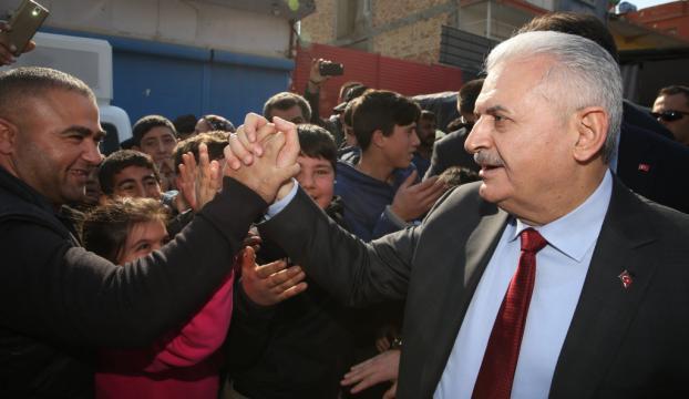 Başbakan Yıldırım: Türkiye hak ettiği yolda emin adımlarla ilerleyecek