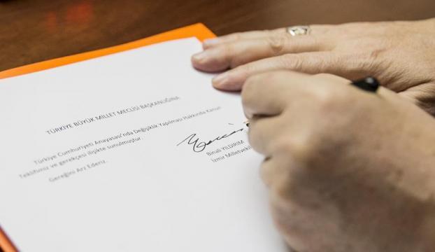 """Başbakandan """"Anayasa"""" açıklaması"""