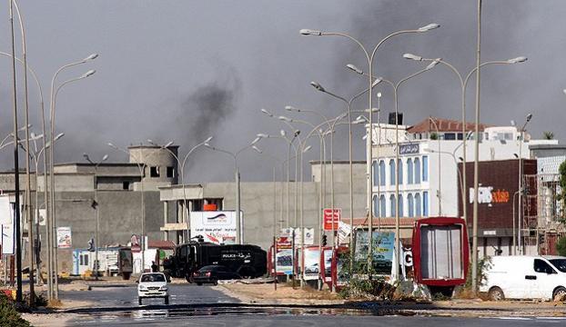 Libyada çatışma: 16 ölü