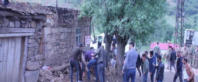 Bingölde 5,6 büyüklüğünde artçı deprem