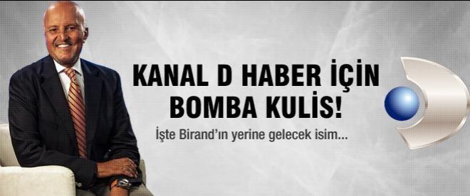 Birand'ın yerine bomba isim!