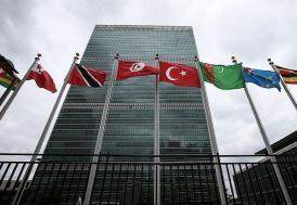Filistinliler için koruma talebi BM Genel Kurulu'nda kabul edildi