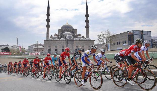 Yol bisikletinde sezon Antalyada açılacak