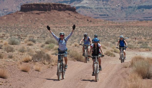 Uluslararası Erciyes Dağ Bisikleti Kupasına doğru