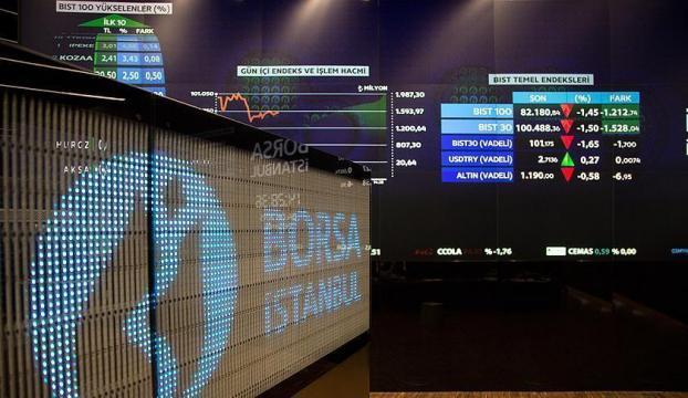Borsa haftaya 90.000 puanın üzerinde başladı