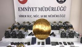 İstanbul'da Bitcoin gaspçılarına siber operasyon