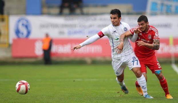 Sarıyer: 0 - Beşiktaş: 4