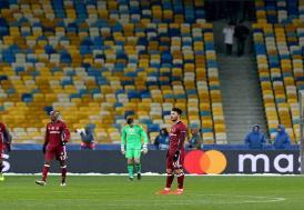 Beşiktaş'a Ukrayna'da soğuk duş: 6-0