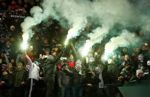 Beşiktaş taraftarı yoğun bakımda