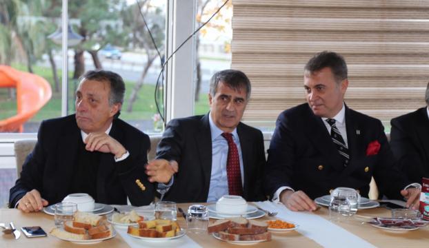 Beşiktaş Kulübü yönetimi, Trabzonda