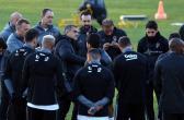 Beşiktaş'ın Antalya kampı başladı