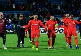 Beşiktaş geri döndü