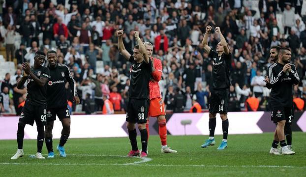 Beşiktaş, iç saha performansıyla umutlu
