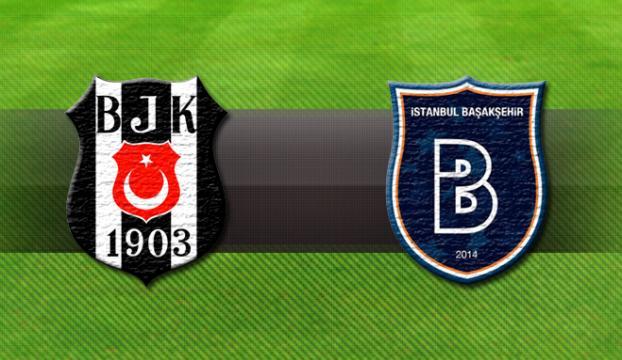 """Beşiktaşın """"kabusu"""" Medipol Başakşehir"""