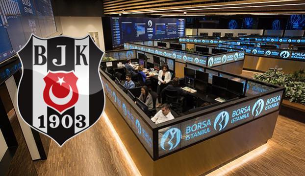 Beşiktaş hisseleri Lyon ile geriledi
