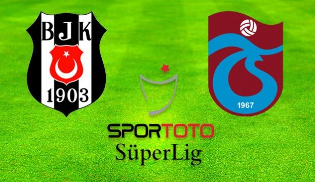 Beşiktaş ile Trabzonspor 119. randevuda