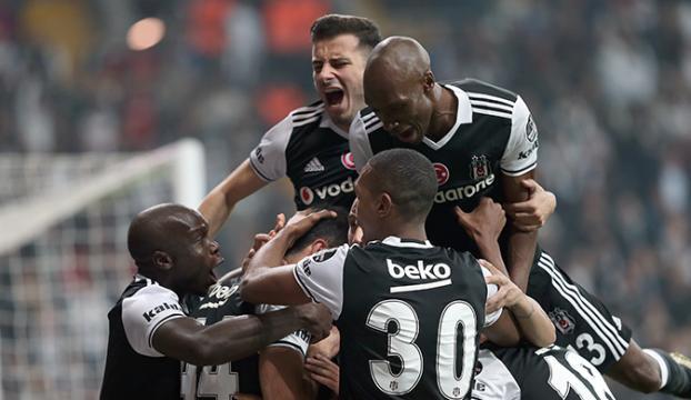 Beşiktaş: 2 Trabzonspor: 1