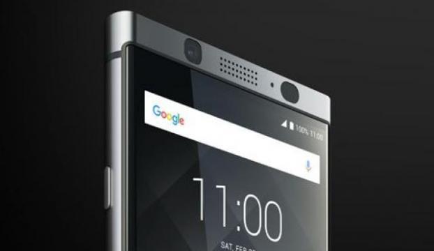 BlackBerrynin yeni Androidli akıllı telefonu KeyOne tanıtıldı