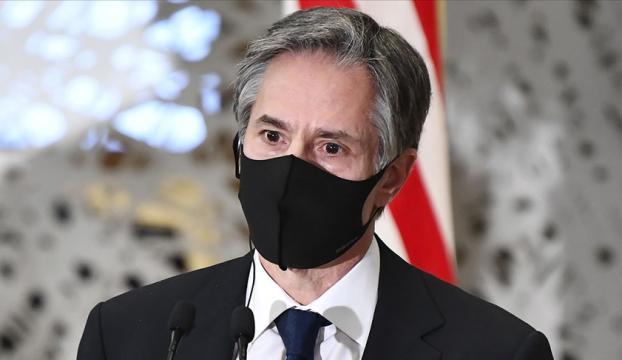 ABD Dışişleri Bakanı Blinken: Türkiyenin NATOya olan bağlılığının sürmesi hepimizin çıkarına