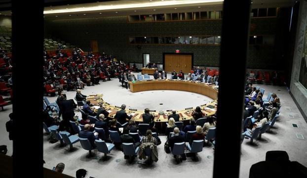 Rusya ve Çin, Suriyeye uluslararası yardımları veto etti