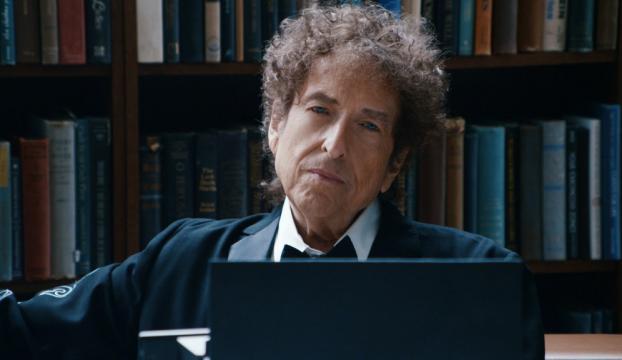 Bob Dylan nihayet ortaya çıktı