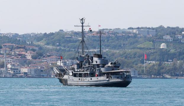 İstanbul Boğazı, Furkan için geçişlere kapatıldı