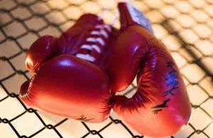 Tunuslu boksör İsrailli rakibiyle dövüşmeyi reddetti