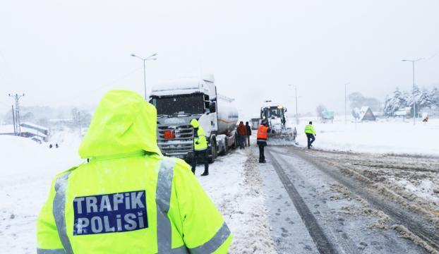 Meteorolojiden bazı iller için yoğun kar uyarısı