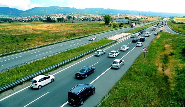 Bölünmüş yollarla 16.8 milyar lira tasarruf