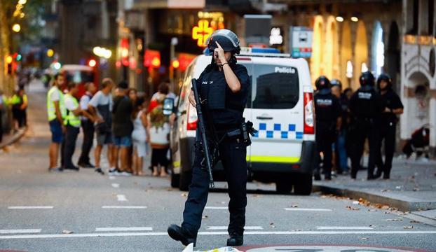 Barselona ve Madridte bomba alarmı