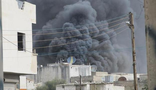 İdlibde hastaneye hava saldırısı: 1 ölü, 3 yaralı