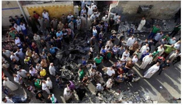 Şii hacılara bombalı saldırı